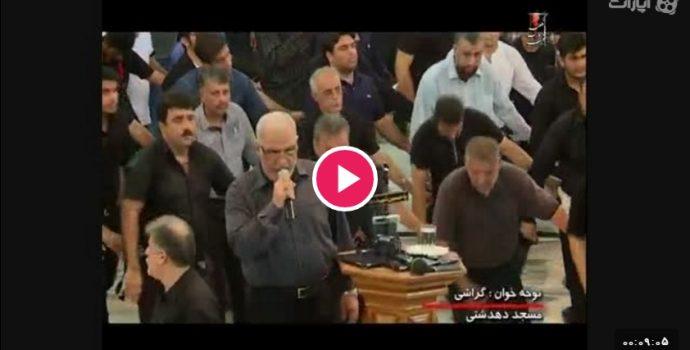رمضان ۱۳۹۴ – حاج مصطفی گراشی