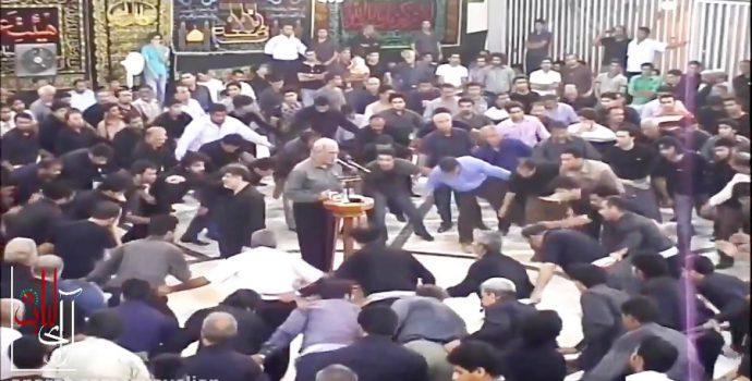 شب ۲۰ رمضان ۱۳۸۸ مسجد دهدشتی – حاج مصطفی گراشی