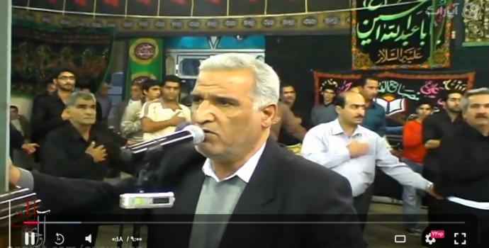 شب ۲۲ محرم ۱۳۸۸ – حاج مصطفی گراشی
