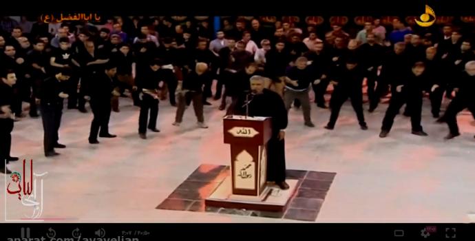 شب عاشورا ۱۳۹۳ – عبدالحمید دشتی فرد مسجد امام