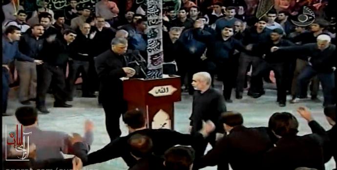 شب ۲۸ صفر ۱۳۹۱ – عبدالحمید دشتی فرد مسجد امام (ره)
