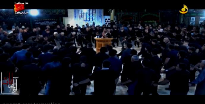 شب عاشورا ۹۶ – حاج مصطفی ساعدی مسجد توحید