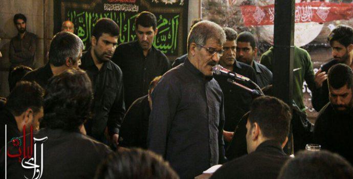 فاطمیه ۱۳۹۶ – حاج عبدالرضا باغکی