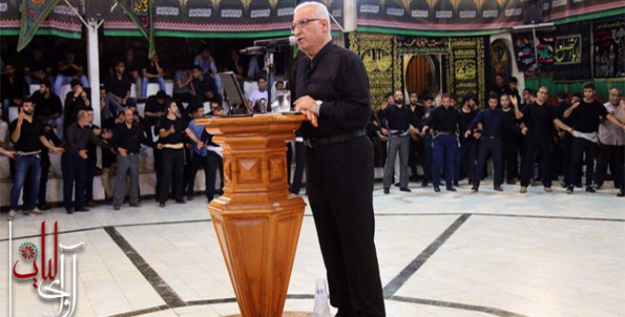 رمضان ۱۳۹۶ – حاج مصطفی گراشی