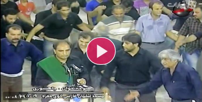 رمضان ۱۳۹۱ حاج حبیب چاهشوری