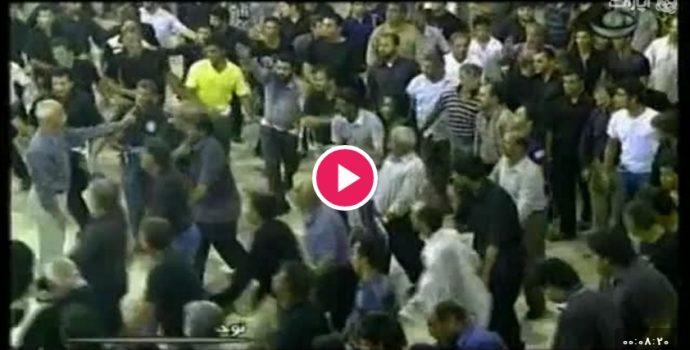 شب ۲۱ رمضان ۱۳۹۱ – حاج حبیب چاهشوری