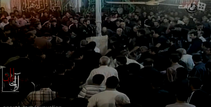 شب ۲۸ صفر ۱۳۸۸ حسینیه زیارتی ها – ایمان میرشکاری