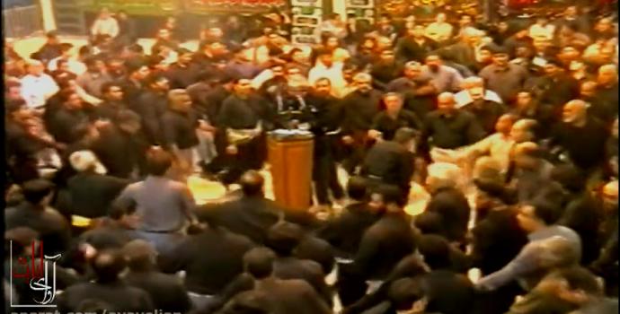شب ۲۸ صفر ۱۳۸۵ – حاج اسماعیل ایراندوست مسجد شیخ سعدون