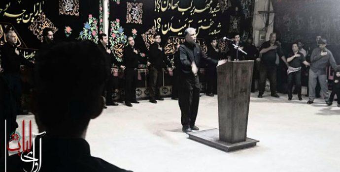 فاطمیه ۱۳۹۶ – حاج عبدالحمید دشتی فرد